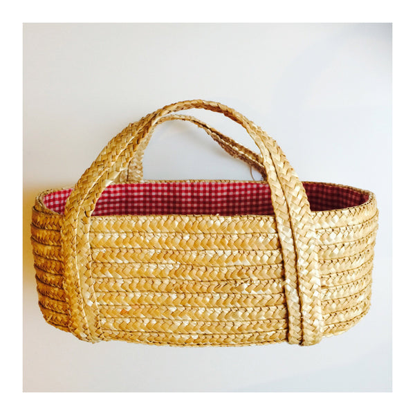 Moses Basket for Dolly