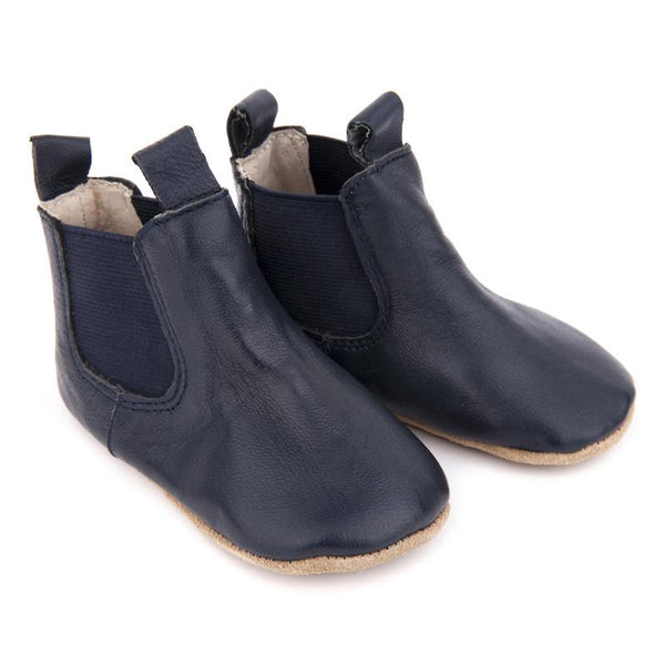 Skeanie Infant Riding Boot - Navy