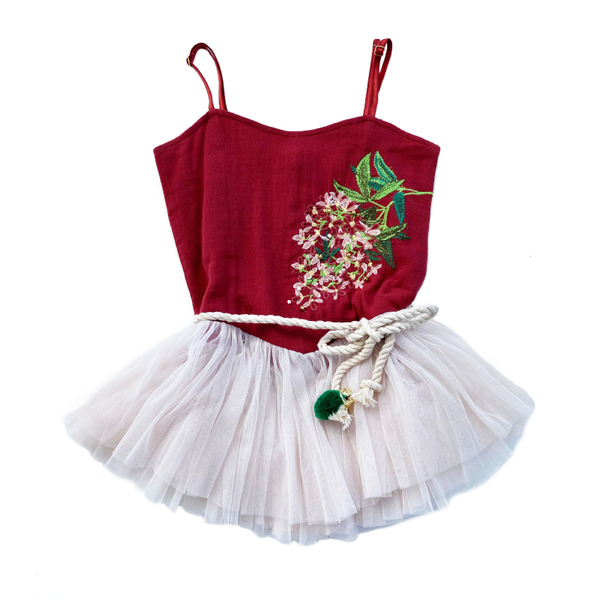 Bella & Lace Nutcracker Dress - Clause