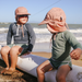 Acorn Swim Flap Cap - Best Friend
