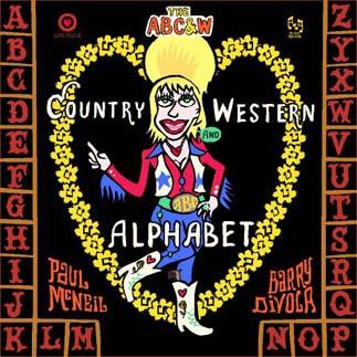 Rockin' ABC Books - Country & Western ABC