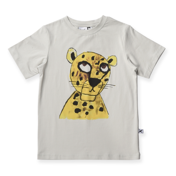 Minti - Draw with Minti - Cheetah Tee