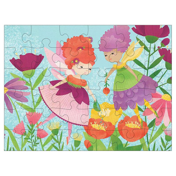 Mudpuppy Puzzles to Go - Fairy Friends