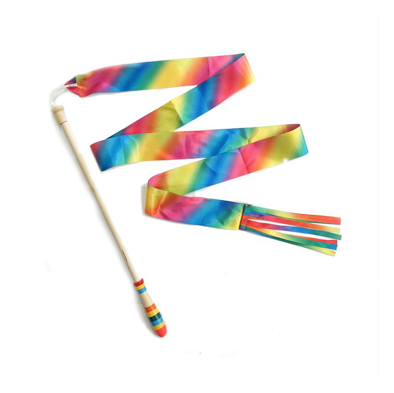 Rainbow Ribbon Stick - La Belle