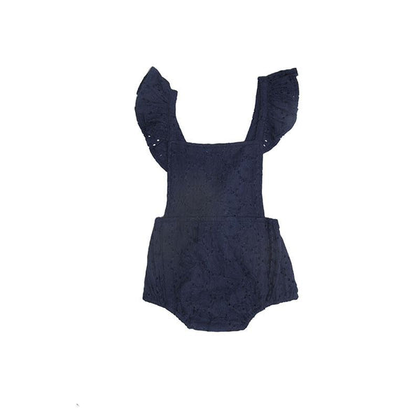 Alex and Ant Mima Playsuit - Navy