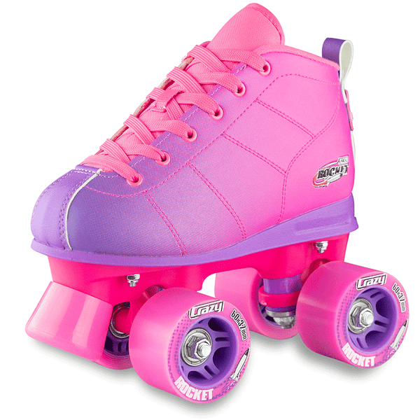 Crazy Skates Rocket Skates - Purple