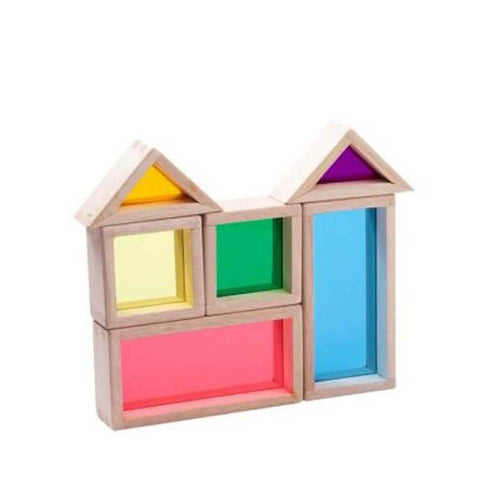 Wonder World Rainbow Blocks