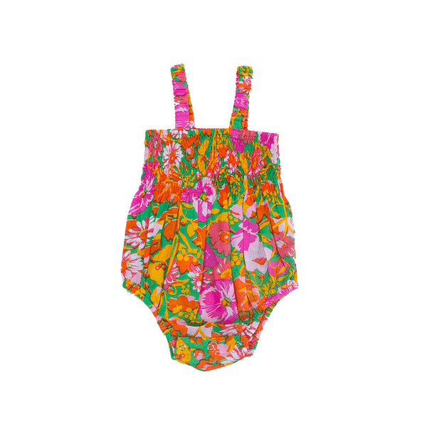 Coco & Ginger Chloe Sunsuit - Jungle Anemone