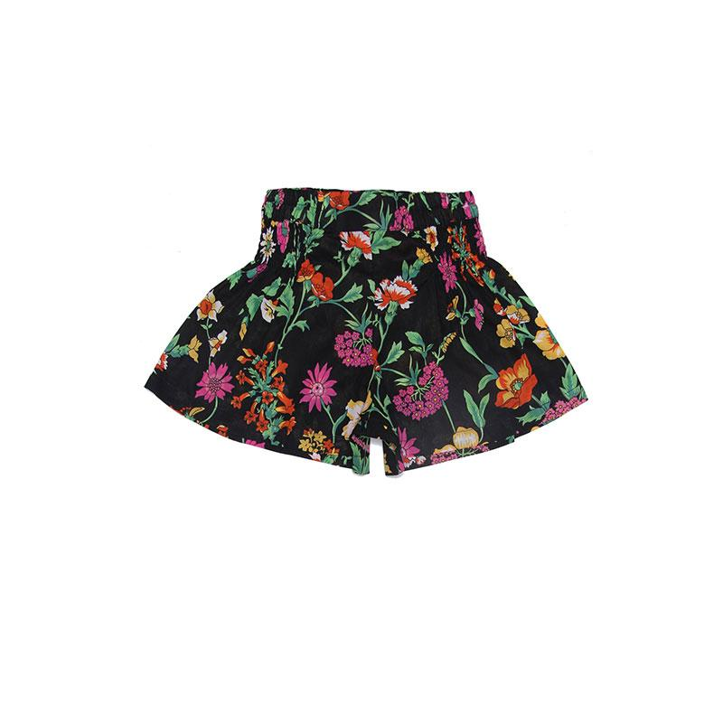 Coco & Ginger Bluebell Short - Midnight Fiore
