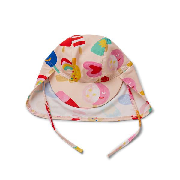 Halcyon Nights Baby Swim Hat - Sweet Dreams