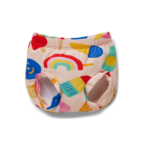 Halcyon Nights Swim Nappy - Sweet Dreams