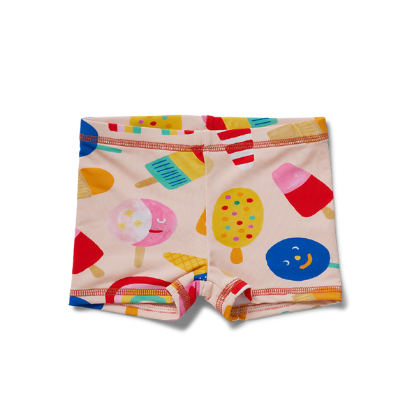 Halcyon Nights Kids Swim Shorts - Sweet Dreams