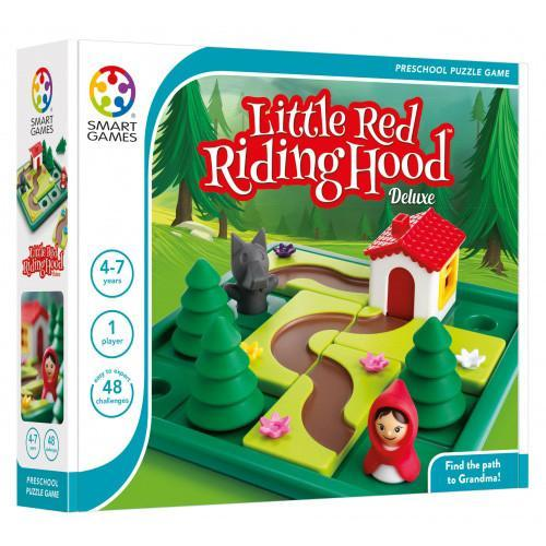 Smart James  - Little Red Riding Hood