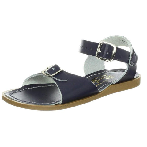 Saltwater Surfer Sandals - Navy