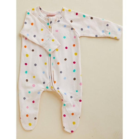 Halcyon Nights Sleeper Suit - Jelly Print