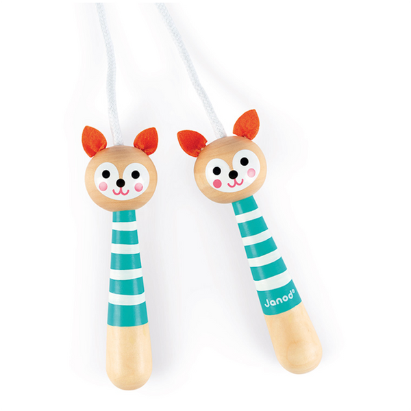 Janod Fox Skipping Rope