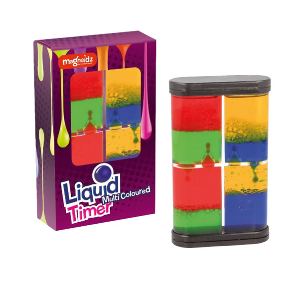 Multi Coloured Liquid Timer