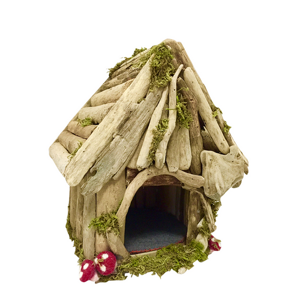Woodland Fairy House Square M