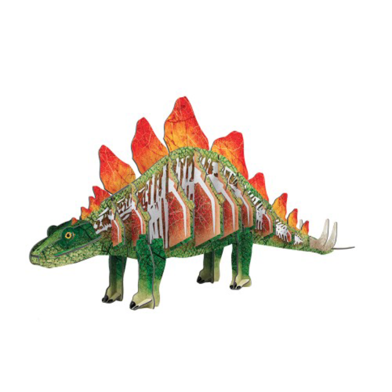 3D Assemble And Book - The Age Of The Dinosaurs