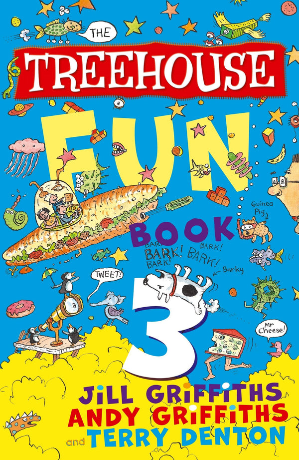 Treehouse Of fun Book 3 by Andy Griffith