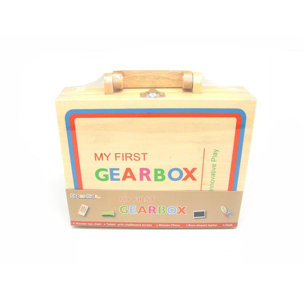 My First Gear Box - Kaper Kidz