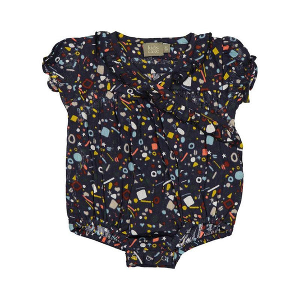 Kids Case Kate Short Suit - Navy