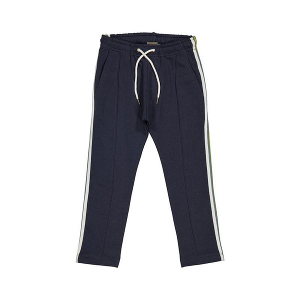 Kids Case Cody Organic Sport Pants - Navy