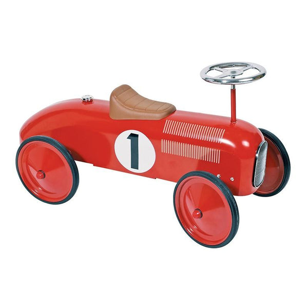 Goki Ride On Vehicle - Red