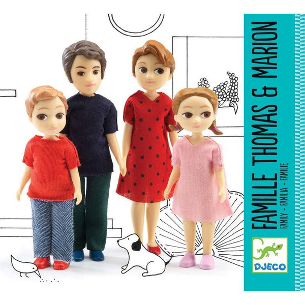 Dolls Family - Thomas & Marion