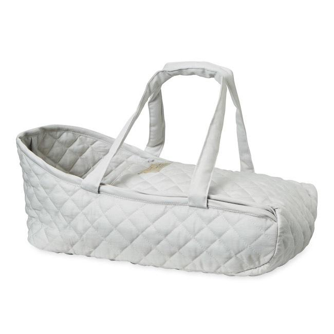 CAM CAM Doll's Lift Classic Grey. Dolls bed, carry cot. Kids shop sydney