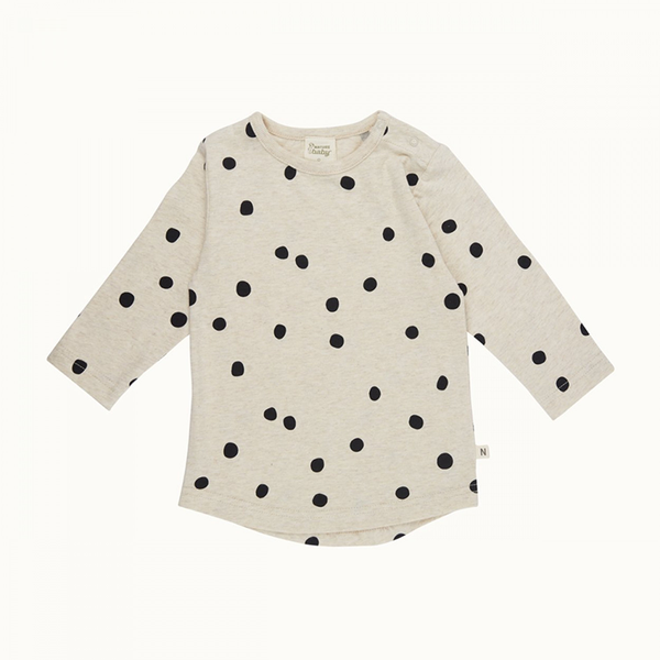 Nature Baby Everyday Tee - Speckle