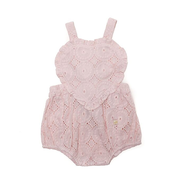 Alex & Ant Amore Playsuit - Pink