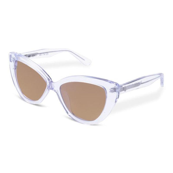 Goose & Dust Felidae Sunglasses - Crystal
