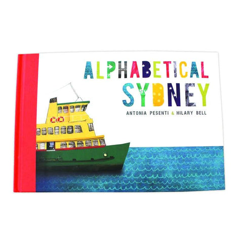 Alphabetical Sydney - Shorties Childrens Store