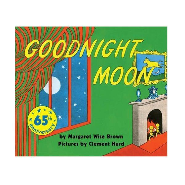 Goodnight Moon- by Margaret Wise Brown