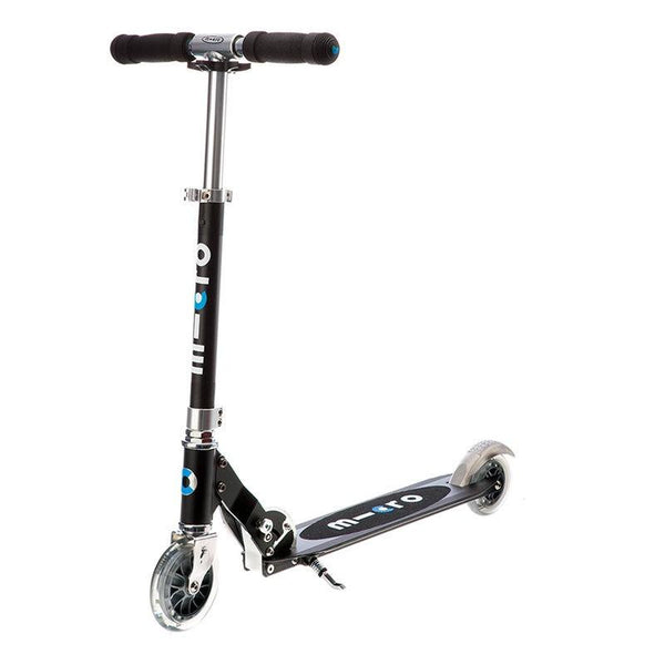 Sprite Scooter Black