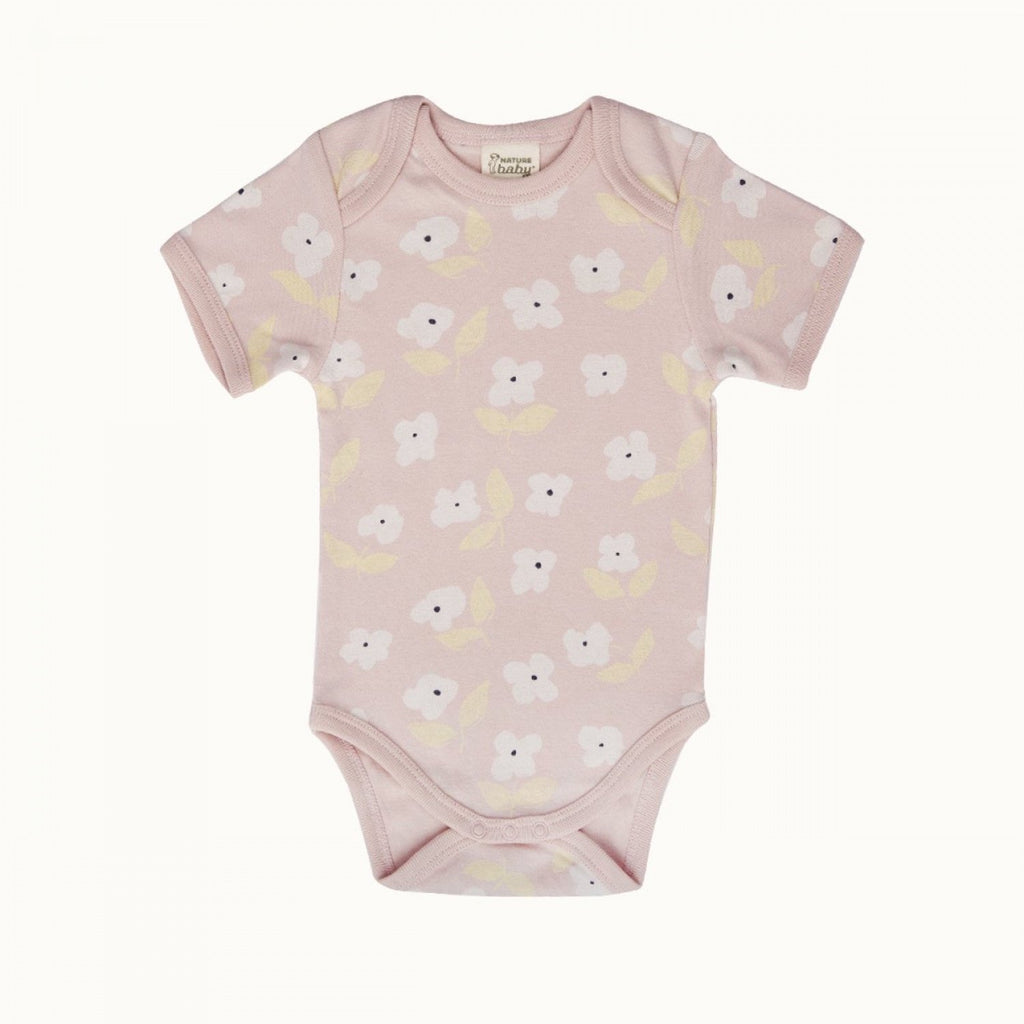 Nature Baby SS Bodysuit - Meadow