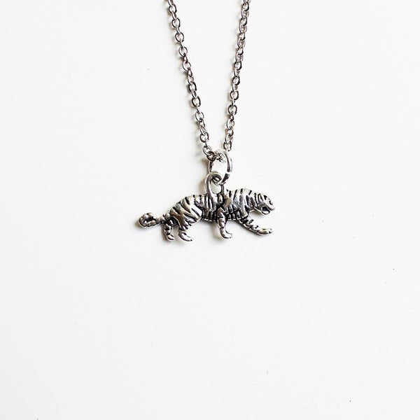 Shorties Bling Necklace - Tiger