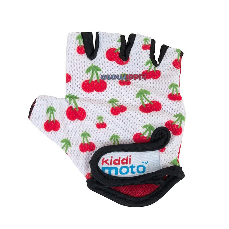 Kiddimoto Gloves - Cherries