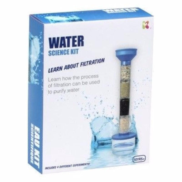 Water Science Experiment Kit