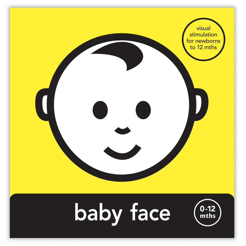 Baby Face Book - Katey Love - Shorties Childrens Store