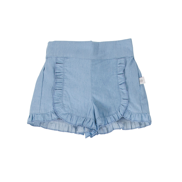 Peggy Amara Short - Chambray
