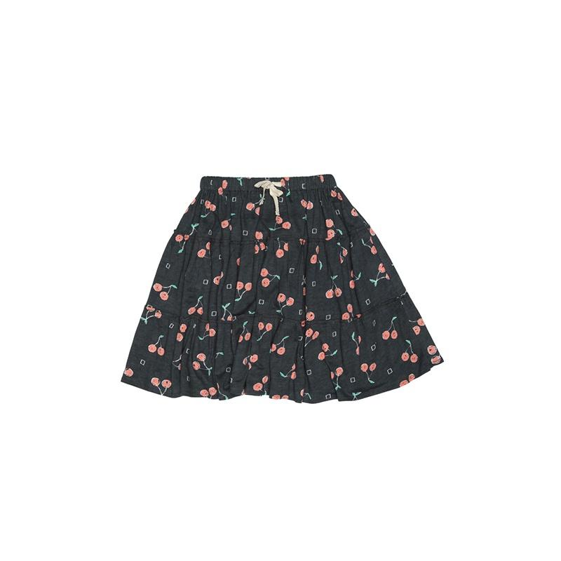 Zuttion Frankie Skirt - Cherry