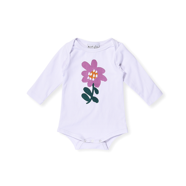 Minti Flower Power LS Suit