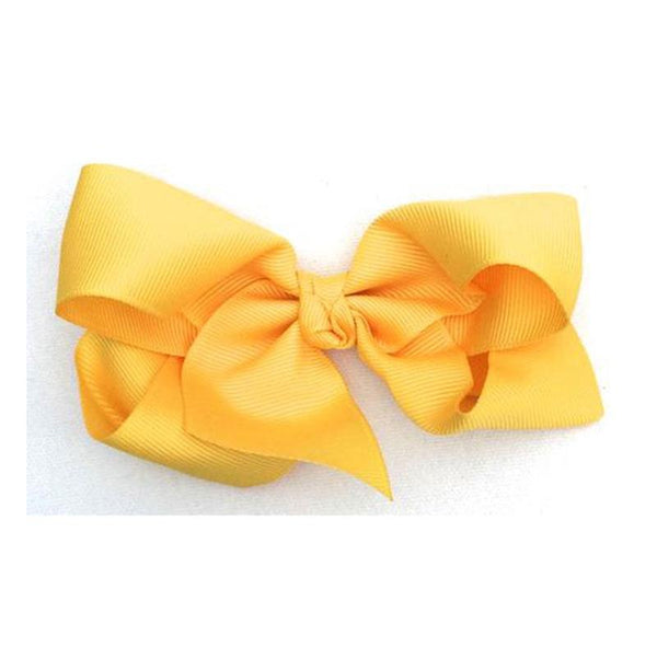 Maisie May Mini Trixie Bow Mini - Sunshine