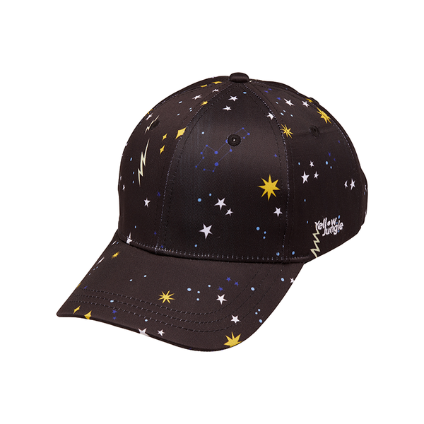 Yellow Jungle Swim Cap - Starlight