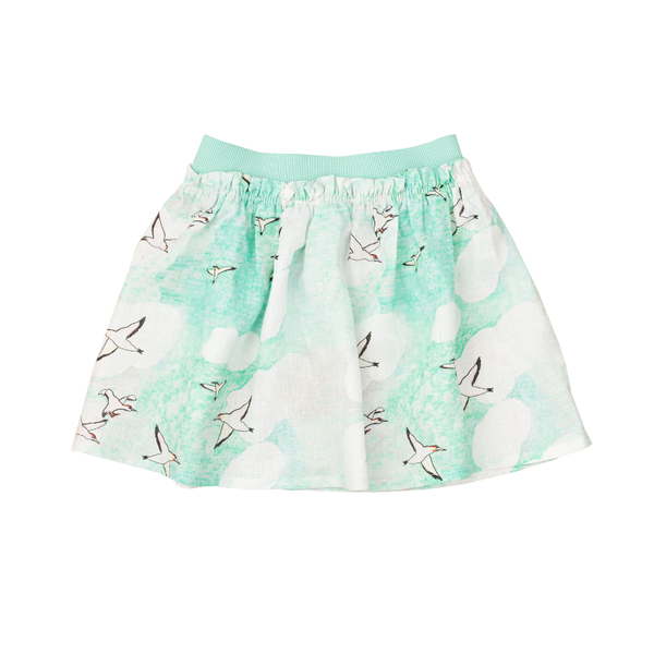Dougal Australia Seagulls Mini Skirt