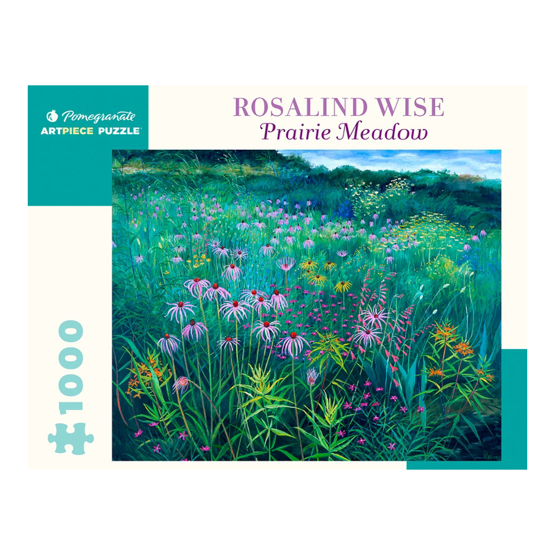 Rosalind Wise: Prairie Meadow 1000 PC Puzzle