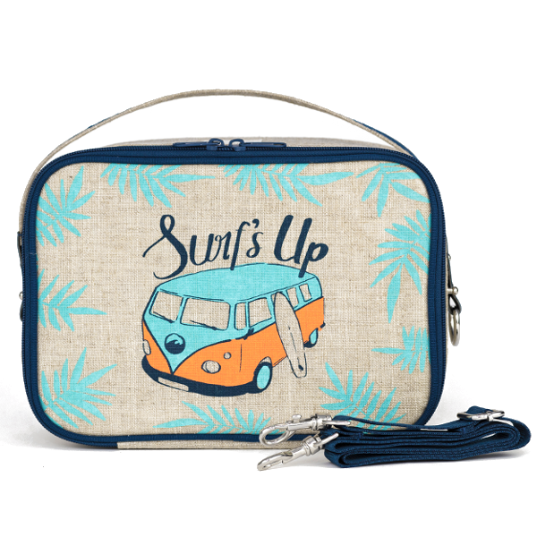 SoYoung Yumbox Insulated Lunchbag - Blue Surf's Up