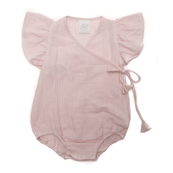 Alex & Ant Grace Playsuit - Pink